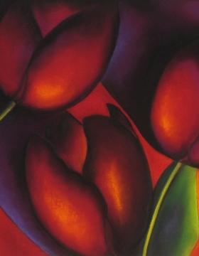 Danse-de-tulipes