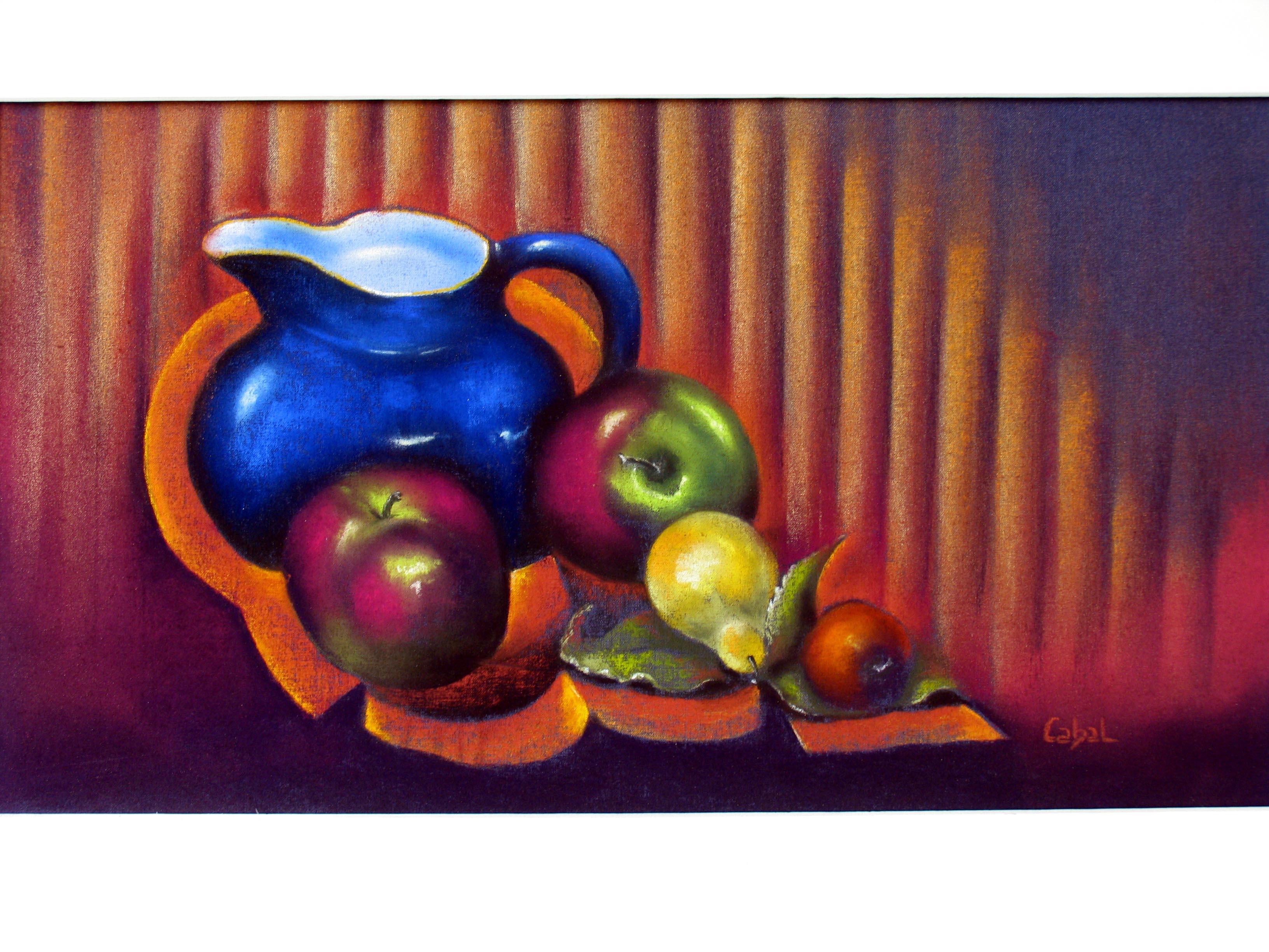 A TOUCH OF STILL LIFE