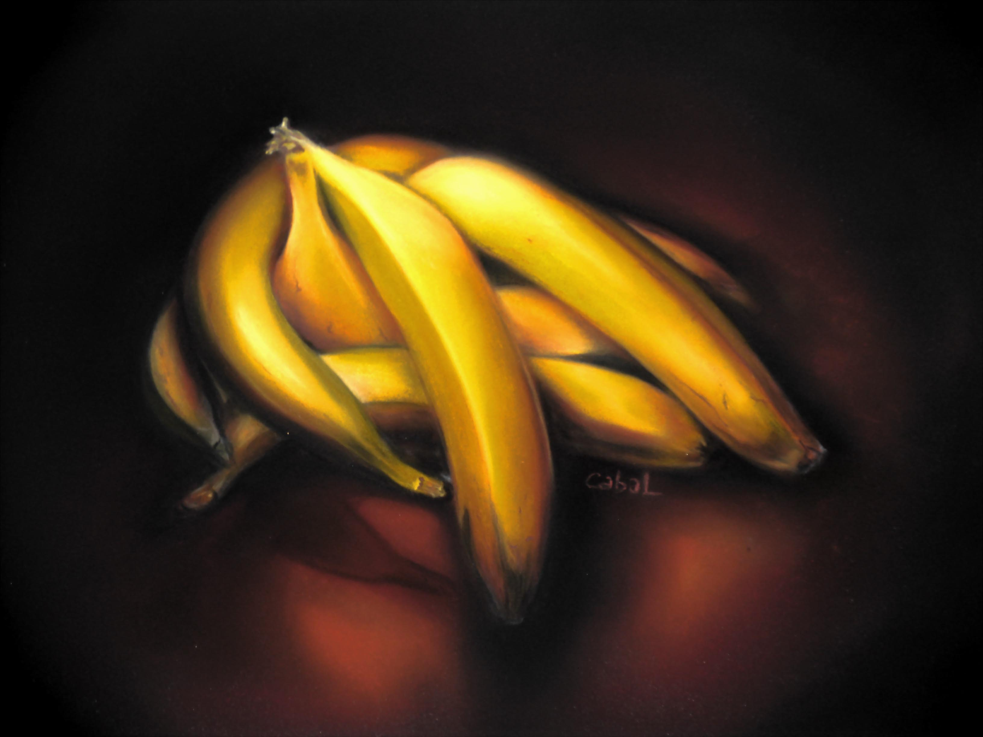 BANANAS IN CLAIR OBSCURE
